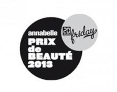 VABELLE IST NOMINIERT FÜR ANNABELLE PRIX DE BEAUTE 2013