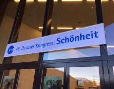 Intimrasur am 44. SVA-Kongress in Davos – zum Thema «Schönheit»